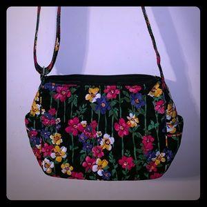 Vera Bradley crossbody shoulder purse